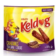 Bifinhos Keldog Criadores Sabor Carne e Cereais 500g