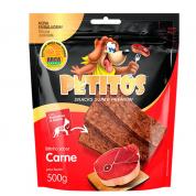 Bifinhos Super Premium Petitos Carne Cachorros 1kg