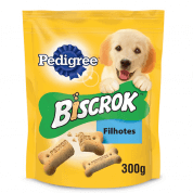 Biscoito Biscrok Pedigree Junior 300g