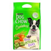 Biscoito Dog Chow Carinhos Integral Duo 1kg