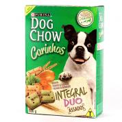 Biscoito Dog Chow Carinhos Integral Duo 500g