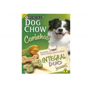 Biscoito Dog Chow Carinhos Integral Duo Raças Médias 500g