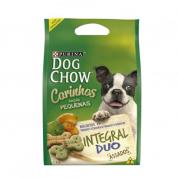 Biscoito Dog Chow Carinhos Integral Duo Raças Pequenas 1kg