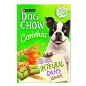 Biscoito Dog Chow Carinhos Integral Duo Raças Pequenas 500g