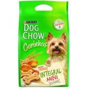 Biscoito Dog Chow Carinhos Integral Mini 1kg