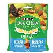 Biscoito Dog Chow Extralife Banana e Leite Cachorros Filhotes 75g
