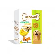 Biscoito Integral Banana e Aveia Cachorros Krócão 500g