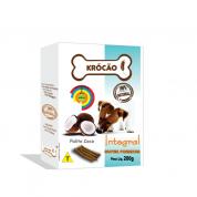 Biscoito Integral Palitos Coco Cachorros Krócão 200g