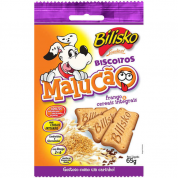 Biscoito Malucão Bilisko Cachorros Frango e Cereais 65g