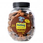 Biscoito para Cães Aroma de Chocolate PetDog 180g