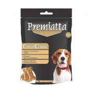 Biscoito Premiatta ClassCrock Cachorros Adultos 400g