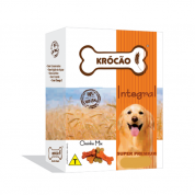 Imagem - Biscoito Snack Ossinhos Mix Cachorros Krócão 500g
