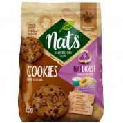 Biscoitos Cookies NatDigest Carne e Cereais 65g