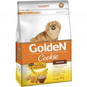 Biscoitos Golden Cookie Banana, Aveia e Mel Cachorros Adultos 350g