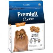 Biscoitos Premier Cookie Cachorros Adultos Raças Pequenas 250g