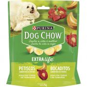 Biscoitos Dog Chow Extralife Mix de Frutas Cachorros Adultos 75g