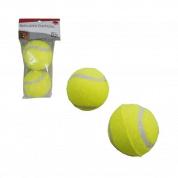 Bola Tênis Camurça para Cachorros 2 Unidades