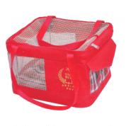 Bolsa Aerial Pet Companhia Aérea Gol Vermelha