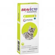 Bravecto Antipulgas Transdermal Gatos 1,2 a 2,8kg