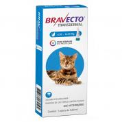 Bravecto Antipulgas Transdermal Gatos 2,8 a 6,25kg