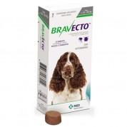 Bravecto Antipulgas e Carrapatos Cachorros de 10 a 20kg