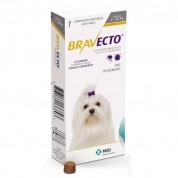 Imagem - Bravecto Antipulgas e Carrapatos Cachorros 2 a 4,5kg