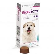 Bravecto AntiPulgas e Carrapatos 40 a 56kg VAL. JUL/18