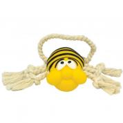 Brinquedo Abelha com Corda Cachorros São Pet
