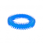 Brinquedo Argola Anemola Cristal em PVC Cores Sortidas