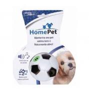 Brinquedo Bola de Futebol Porta Petiscos com Som