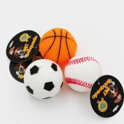 Brinquedo Bola Diversos Esportes Cachorros Bom Amigo