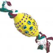 Brinquedo Bola Futebol Americano com Corda Chalesco
