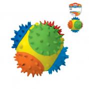 Brinquedo Bola Maciça com Cravos Moderna Chalesco