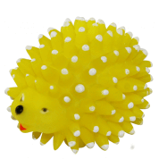 Imagem - Brinquedo Bola Porco Espinho em Vinil Cores Sortidas