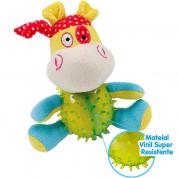 Brinquedo Vaca de Pelúcia Smart Cow Chalesco