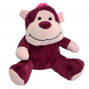 Brinquedo Cachorros Macaco de Pelúcia São Pet