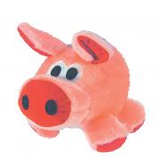 Brinquedo Cachorros Porco de Pelúcia Chalesco