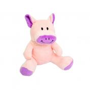 Brinquedo Cachorros Porquinho de Pelúcia São Pet