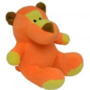 Brinquedo Cachorros Tigre de Pelúcia São Pet