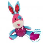 Brinquedo Coelho de Pelúcia Smart Rabbit Chalesco