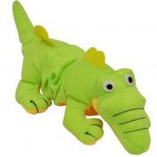 Brinquedo Crocodilo de Pelúcia Chalesco
