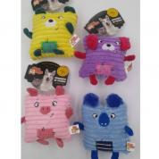 Brinquedo de Pelúcia Almofada Bichinhos Cachorros Bom Amigo