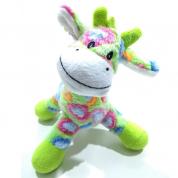 Brinquedo de Pelúcia Dog Girafa Bom Amigo