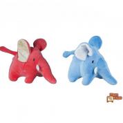 Brinquedo de Pelúcia Elefante Encantado Bom Amigo