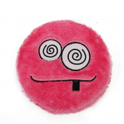 Brinquedo de Pelúcia Emoticon/Emoji Crazy Chalesco