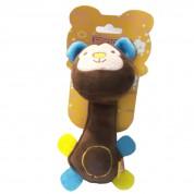 Brinquedo Dog Pelucia Mamys Macaco 19cm