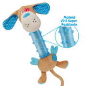 Brinquedo Girafa de Pelúcia Giradog Chalesco