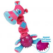 Brinquedo Girafa de Pelúcia Girapets Chalesco