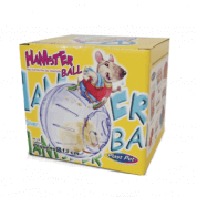 Brinquedo Globo Para Hamsters Super Ball Pequeno