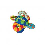 Brinquedo Mini Loop Ball Chalesco Cachorros Raças Pequenas e Filhotes